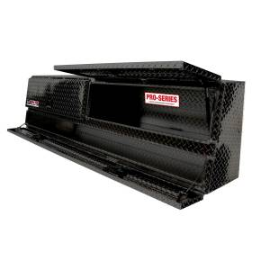 Bed Accessories - Tool Boxes - Westin - Westin Brute Contractor TopSider Tool Box 80-TBS200-88D-B