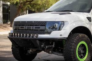 Addictive Desert Designs - GGVF ADD Lite Front Bumper F013832940103
