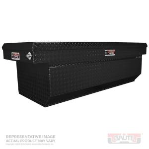 Bed Accessories - Tool Boxes - Westin - Westin Brute Full Lid Tool Box 80-RB137FL-B