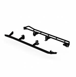 Exterior - Running Boards & Nerf Bars - MBRP Exhaust - MBRP Exhaust Rock Rail Kit 183101