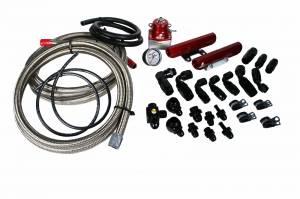 Aeromotive Fuel System - Aeromotive Fuel System 02-'14 2.0L Subaru WRX/ '07-'14 STi Rail kit 14135