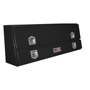 Bed Accessories - Tool Boxes - Westin - Westin Brute Contractor TopSider Tool Box 80-TBS200-60-B