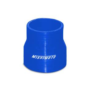 """FLDS Mishimoto 2.25"""" to 2.5"""" Silicone Transition Coupler MMCP-22525BL"""
