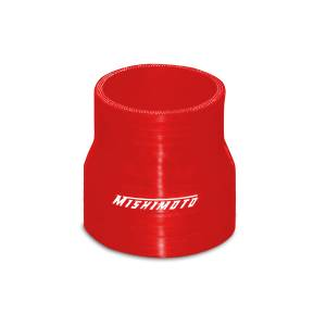 """FLDS Mishimoto 2.25"""" to 2.5"""" Silicone Transition Coupler MMCP-22525RD"""