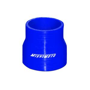"""FLDS Mishimoto 2.5"""" to 3"""" Silicone Transition Coupler MMCP-2530BL"""