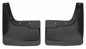 Exterior - Mud Flaps - Husky Liners - Husky Liners Dually Rear Mud Guards 57051