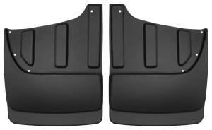 Exterior - Mud Flaps - Husky Liners - Husky Liners Dually Rear Mud Guards 57251
