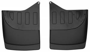 Exterior - Mud Flaps - Husky Liners - Husky Liners Dually Rear Mud Guards 57351