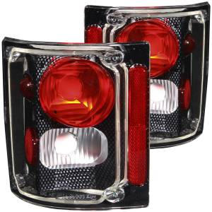 Lighting - Tail Lights - ANZO USA - ANZO USA Tail Light Assembly 211015