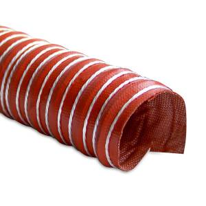 """FLDS Heat Resistant Silicone Ducting, 2"""" x 12' MMHOSE-D2"""