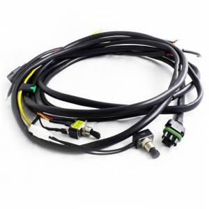 Baja Designs - Baja Designs XL Pro and Sport Wire Harness w/Mode 2 lights Max 325 Watts Baja Designs 640119