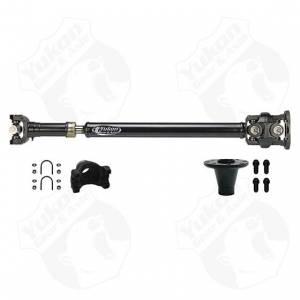 Drivetrain - Driveshafts & Parts - Yukon Gear & Axle - Yukon Gear & Axle Yukon Heavy Duty Driveshaft For 12-17 JK 4 Door Rear W/ A/T 1350 Yukon Gear & Axle YDS024