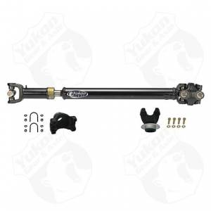 Drivetrain - Driveshafts & Parts - Yukon Gear & Axle - Yukon Gear & Axle Yukon Heavy Duty Driveshaft For 12-17 JK Front W/ A/T Yukon Gear & Axle YDS007
