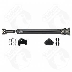 Drivetrain - Driveshafts & Parts - Yukon Gear & Axle - Yukon Gear & Axle Yukon Heavy Duty Driveshaft For 12-17 JK Front W/ M/T 1350 Yukon Gear & Axle YDS025
