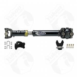 Drivetrain - Driveshafts & Parts - Yukon Gear & Axle - Yukon Gear & Axle Yukon Heavy Duty Driveshaft For 12-17 JK Rear 4 Door W/ M/T Yukon Gear & Axle YDS012