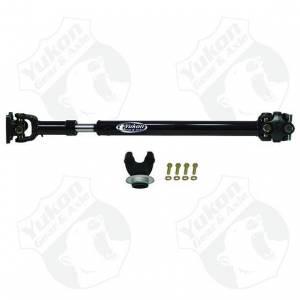 Drivetrain - Driveshafts & Parts - Yukon Gear & Axle - Yukon Gear & Axle Yukon OE Style Driveshaft For 12-17 JK Front W/ M/T Yukon Gear & Axle YDS016