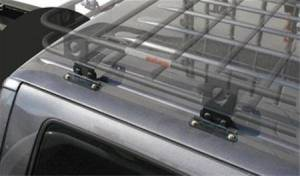 Smittybilt - Smittybilt Adjust A Mount Roof Rack Brackets Qty 4 Smittybilt AM-4
