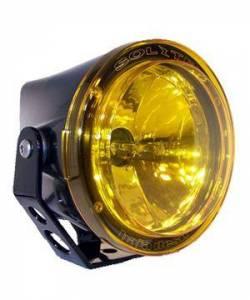 Baja Designs Fog Light Covers Rock Guard Amber Racelight Fuego Baja Designs 620037