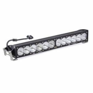 Products - Jeep - Baja Designs - Baja Designs 20 Inch LED Light Bar Single Straight Driving Combo Pattern OnX6 Baja Designs 452003