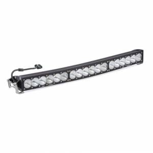 Products - Jeep - Baja Designs - Baja Designs 30 Inch LED Light Bar Driving Combo Pattern OnX6 Arc Series Baja Designs 523003