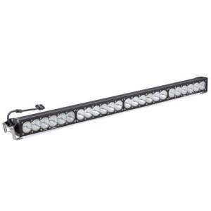 Products - Jeep - Baja Designs - Baja Designs 40 Inch LED Light Bar Driving Combo Pattern OnX6 Series Baja Designs 454003