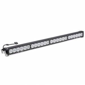 Baja Designs - Baja Designs 40 Inch LED Light Bar Wide Driving Pattern OnX6 Series Baja Designs 454004