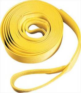 Towing - Accessories - Smittybilt - Smittybilt Tow Strap 3 Inch X 30 Foot 30 000 Lb Rating Smittybilt CC330