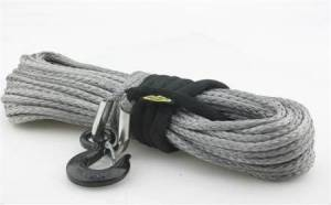 Winch & Recovery - Winch Accessories - Smittybilt - Smittybilt XRC Synthetic Rope 10 000 Lb 1/17 Inch X 94Ft Smittybilt 97710