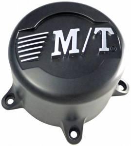 Mickey Thompson - Mickey Thompson Classic III Center Caps 5 X 4.5/5.0 Bolt On Closed 3.110 Inch Flat Black Mickey Thompson 90000001587