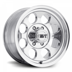 Mickey Thompson - Mickey Thompson Classic III 16X10 with 8X6.50 Bolt Pattern 4.000 Back Space Polished Mickey Thompson 90000001777