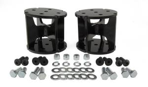 "Suspension Components - Accessories & Hardware - Air Lift - Air Lift 4"" Angled Universal Air Spring Spacer 52445"