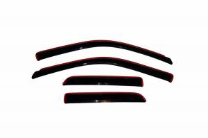 Auto Ventshade (AVS) - Auto Ventshade (AVS) VENTVISOR IN-CHANNEL 4PC 194101