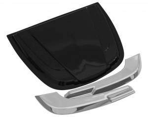 Hoods & Accessories - Hood Parts and Accessories - Auto Ventshade (AVS) - Auto Ventshade (AVS) HOOD SCOOPS 80010