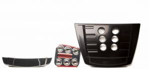 Hoods & Accessories - Hood Parts and Accessories - Auto Ventshade (AVS) - Auto Ventshade (AVS) HOOD SCOOPS 80011
