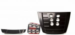 Auto Ventshade (AVS) HOOD SCOOPS 80011