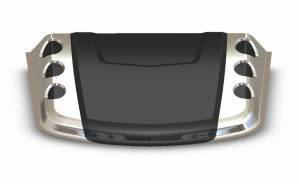 Hoods & Accessories - Hood Parts and Accessories - Auto Ventshade (AVS) - Auto Ventshade (AVS) HOOD SCOOPS 80012