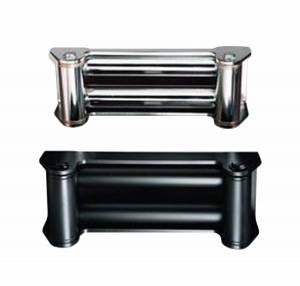 Winch & Recovery - Winch Accessories - Warn - Warn Roller Style; Industrial; For 10 Inch Drum; Black 24336