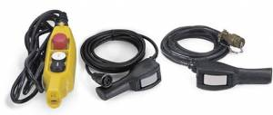 Winch & Recovery - Winch Accessories - Warn - Warn For DC Electric Industrial Winches; 33 Foot Lead 88527