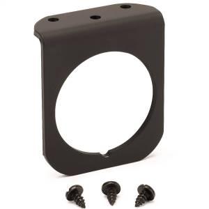 "AutoMeter GAUGE MOUNTING PANEL, SINGLE, 2 1/16"", BLACK, ALUMINUM 2236"