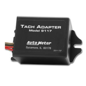 Electrical - Switches & Panels - AutoMeter - AutoMeter RPM SIGNAL ADAPTER FOR DISTRIBUTORLESS IGNITIONS 9117