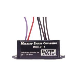 Electrical - Switches & Panels - AutoMeter - AutoMeter RPM SIGNAL ADAPTER FOR MAGNETO IGNITIONS 9118