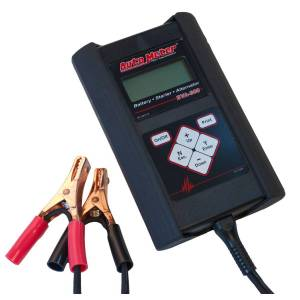 Apparel & Accessories - Tools & Shop Equipment - AutoMeter - AutoMeter ANALYZER/TESTER HANDHELD BVA-300