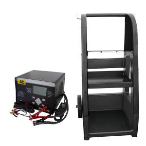 Apparel & Accessories - Tools & Shop Equipment - AutoMeter - AutoMeter BVA2100 & ES8 STAND, KIT BVA2100K