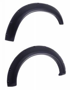 EGR - EGR EGR bolt-on look fender flare rear pair level 1 792454R