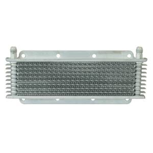 Transmissions & Parts - Automatic Transmission Parts - Flex-A-Lite - Flex-A-Lite TRANS OIL COOLER, 11in X 3-5/32in X 3/4in, 8 ROW, -6AN FG 400008