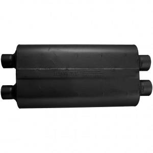 Exhaust Components - Mufflers - Flowmaster - Flowmaster 70 Series Muffler - 2.25 Dual In / 2.25 Dual Out - Mild Sound 524704