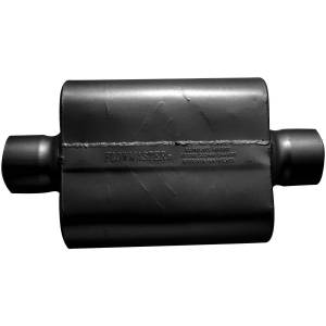 Exhaust Components - Mufflers - Flowmaster - Flowmaster 30 Series Race Muffler - 4.00 Center In / 4.00 Center Out - Aggressive Sound 54030-12