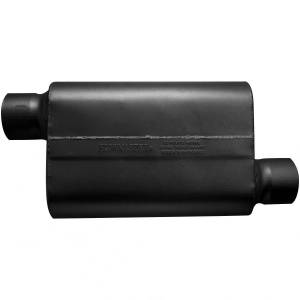 Exhaust Components - Mufflers - Flowmaster - Flowmaster 30 Series Race Muffler - 4.00 Offset In / 4.00 Offset Out - Aggressive Sound 54033-12