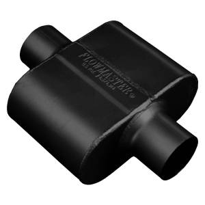 Exhaust Components - Mufflers - Flowmaster - Flowmaster 10 Series Race Muffler - 3.00 Center In / 3.00 Center Out - Aggressive Sound 9430109