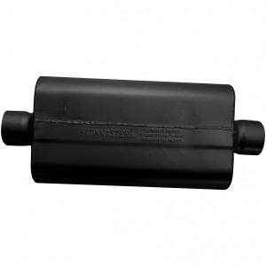 Exhaust Components - Mufflers - Flowmaster - Flowmaster 50 Delta Flow Muffler - 3.00 Center In / 3.00 Center Out - Moderate Sound 943050